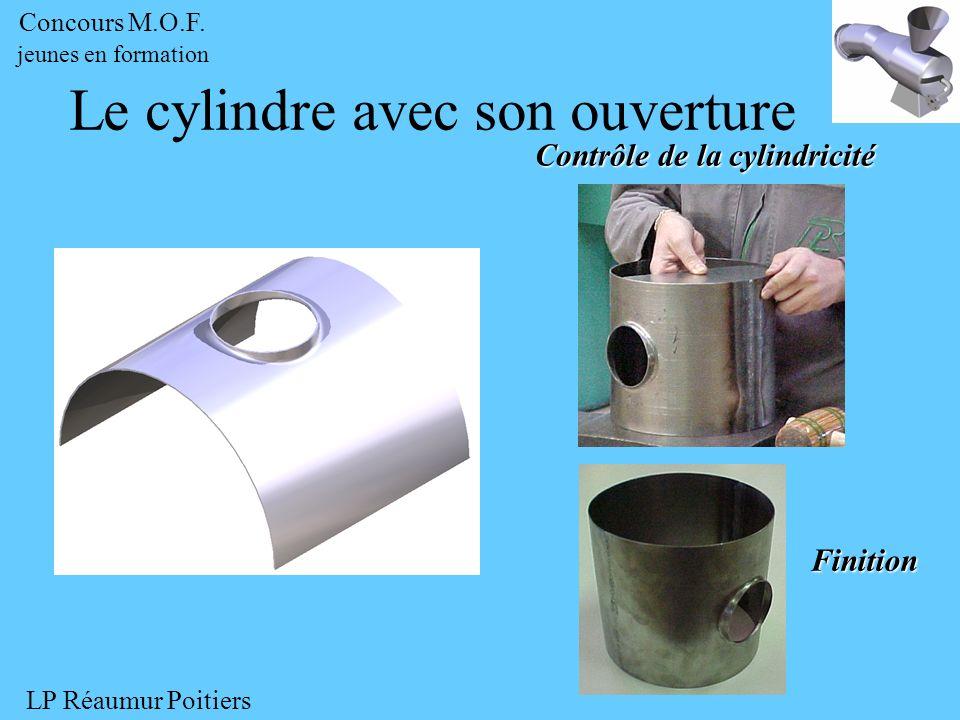 Contrôle de la cylindricité