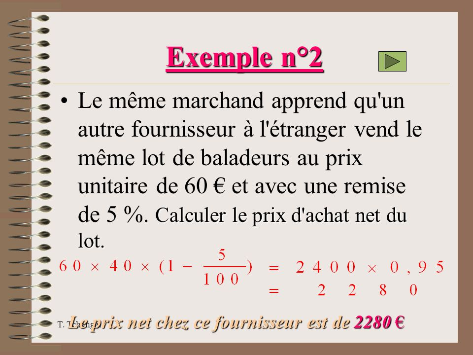 Exemple n°2
