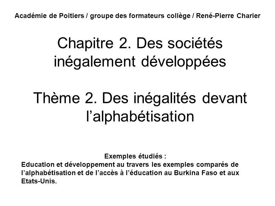 Académie de Poitiers / groupe des formateurs collège / René-Pierre Charier