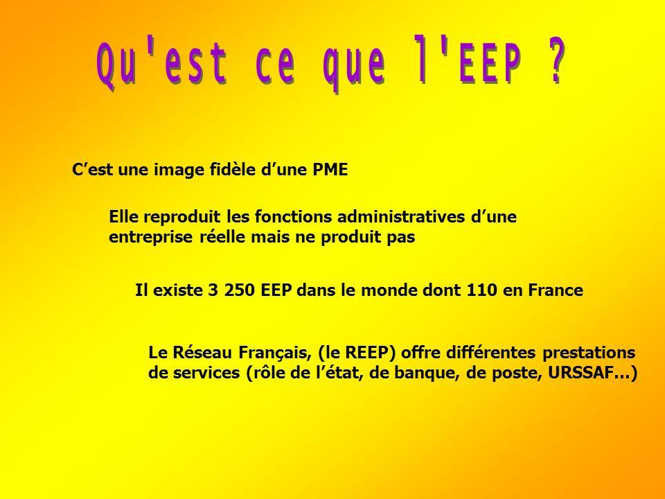 Qu est ce que l EEP C'est une image fidèle d'une PME