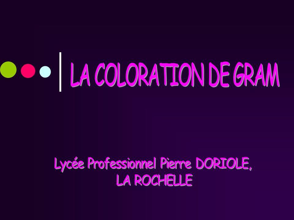 Lycée Professionnel Pierre DORIOLE,