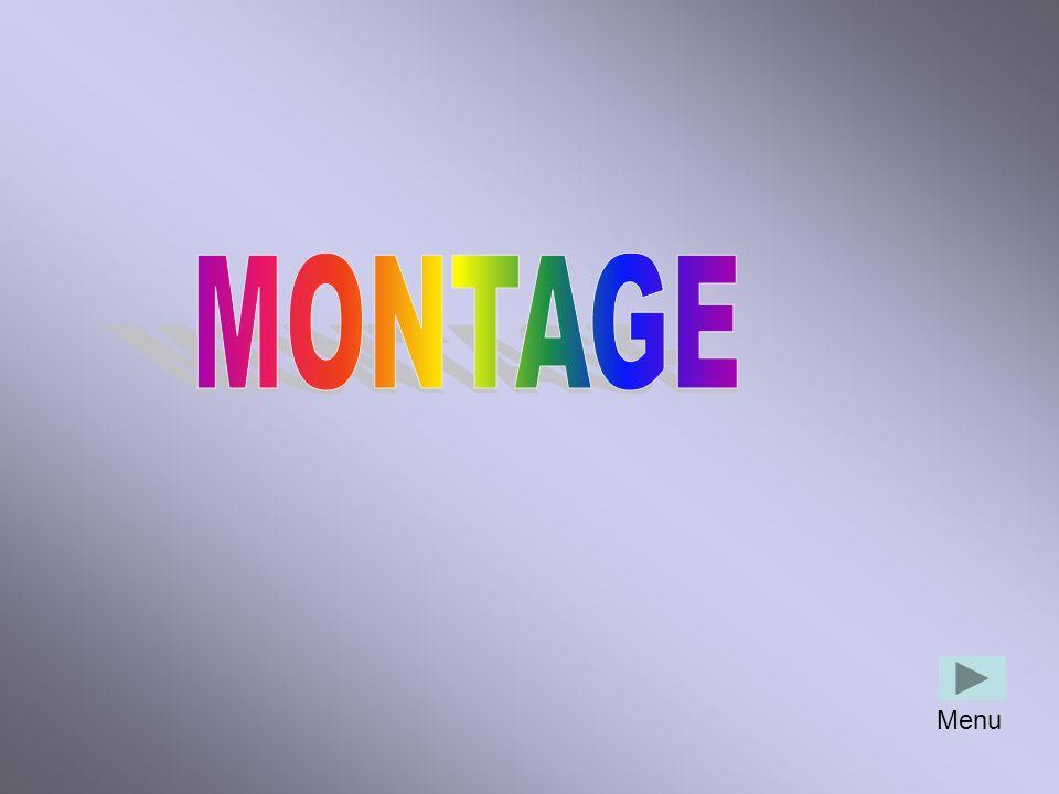 MONTAGE Menu