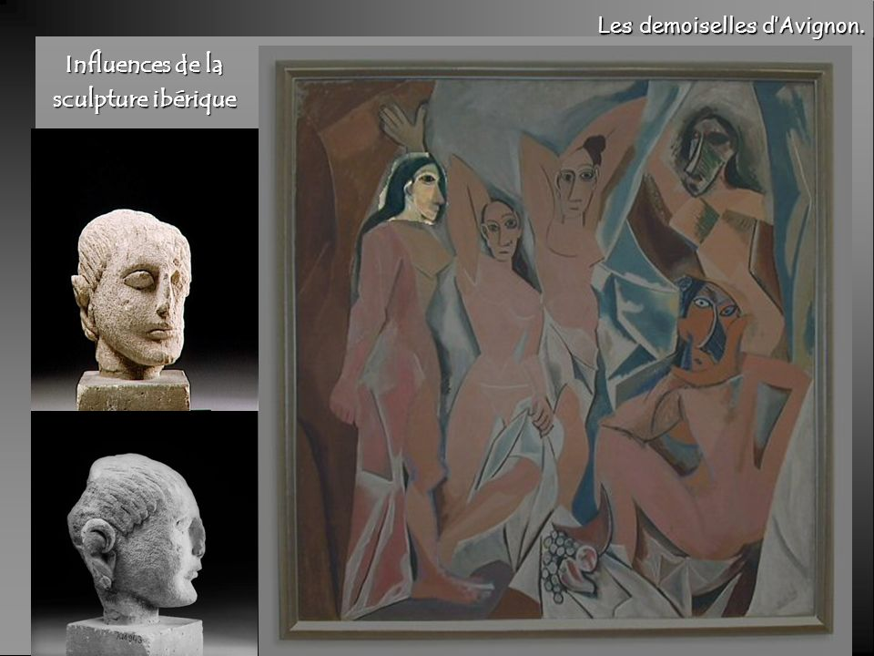 Influences de la sculpture ibérique