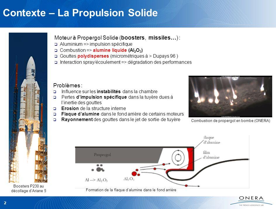 Boosters P230 au décollage d'Ariane 5