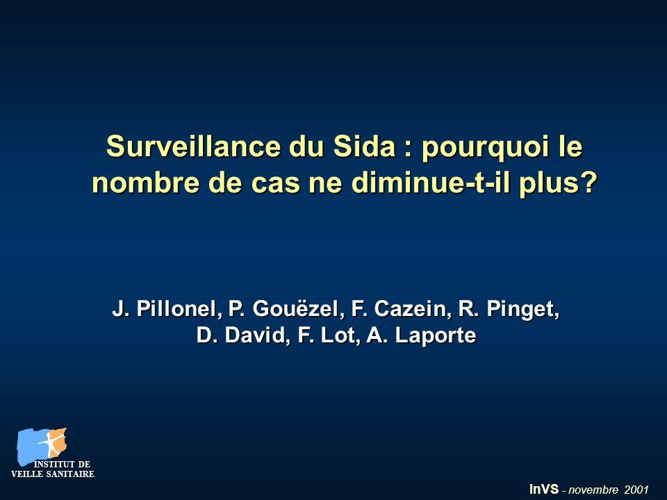 Surveillance du Sida : pourquoi le nombre de cas ne diminue-t-il plus