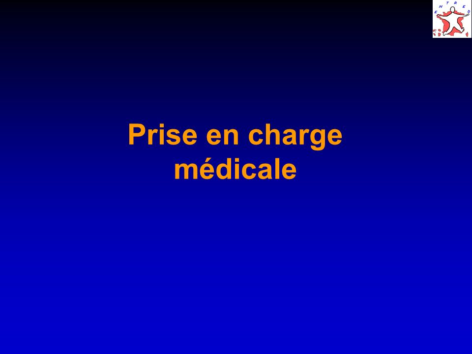 Prise en charge médicale