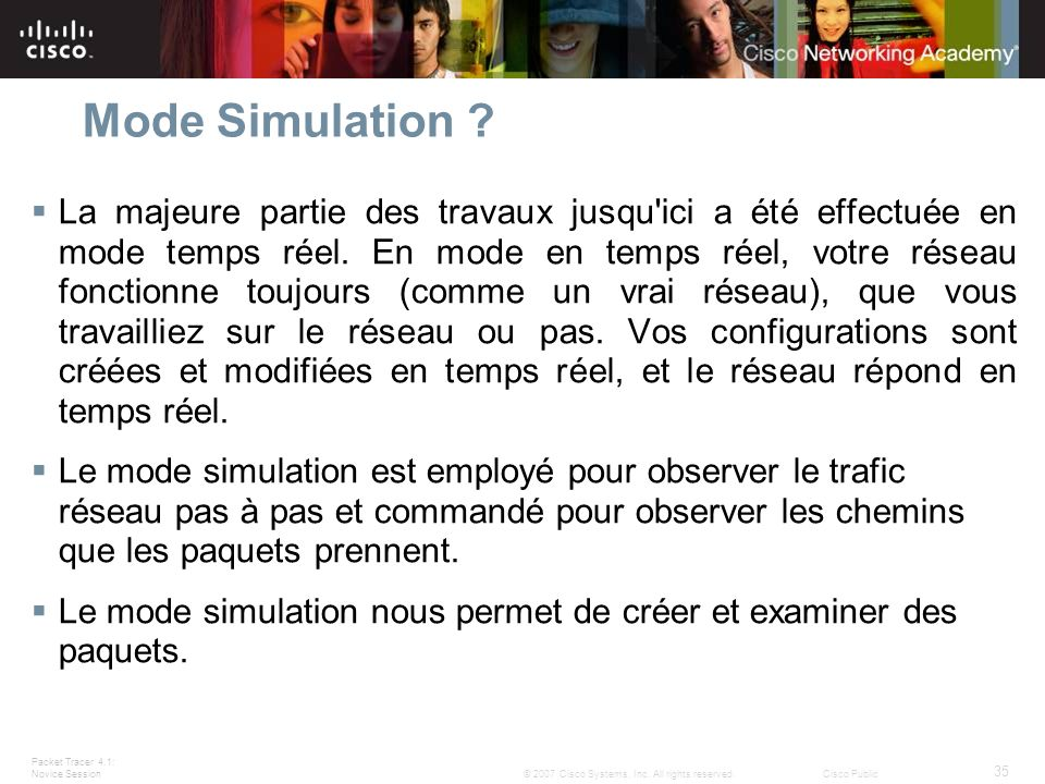 Mode Simulation