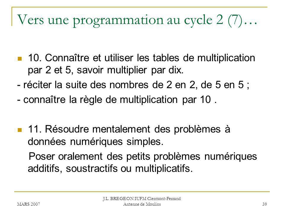 Vers une programmation au cycle 2 (7)…