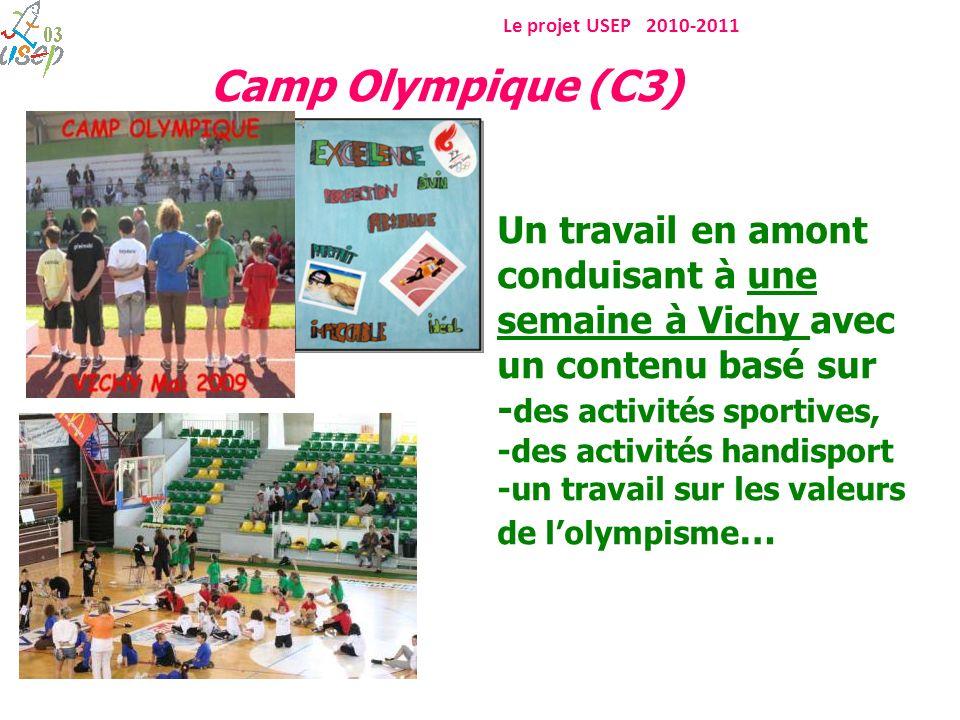 -des activités sportives,