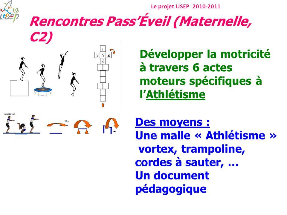 Rencontres Pass'Éveil (Maternelle, C2)