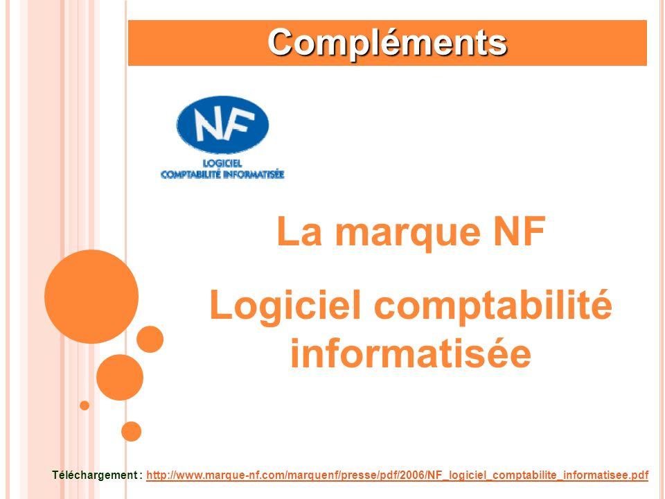 Logiciel comptabilité informatisée