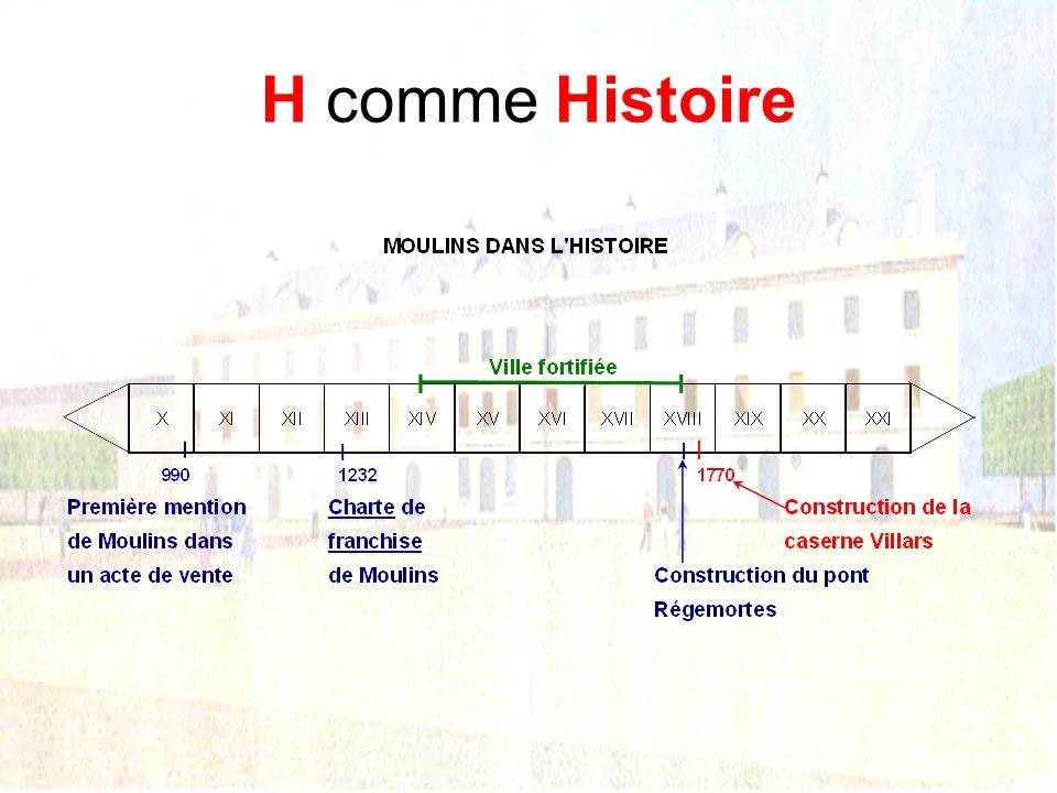 H comme Histoire