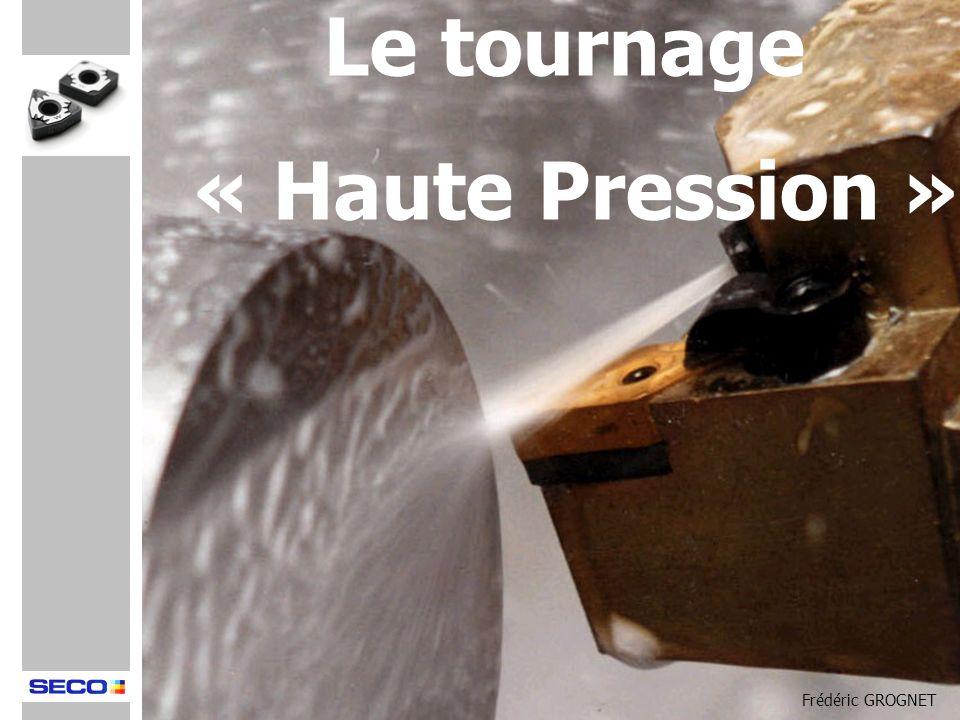 Le tournage « Haute Pression »