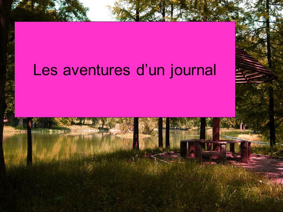 Les aventures d'un journal