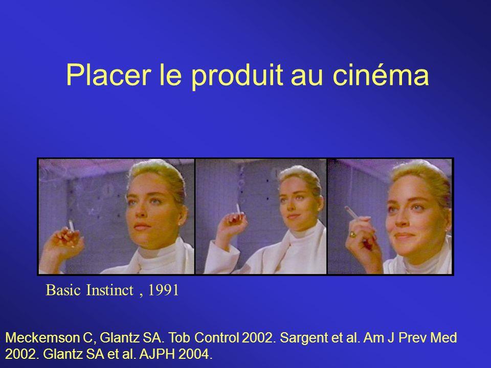Placer le produit au cinéma