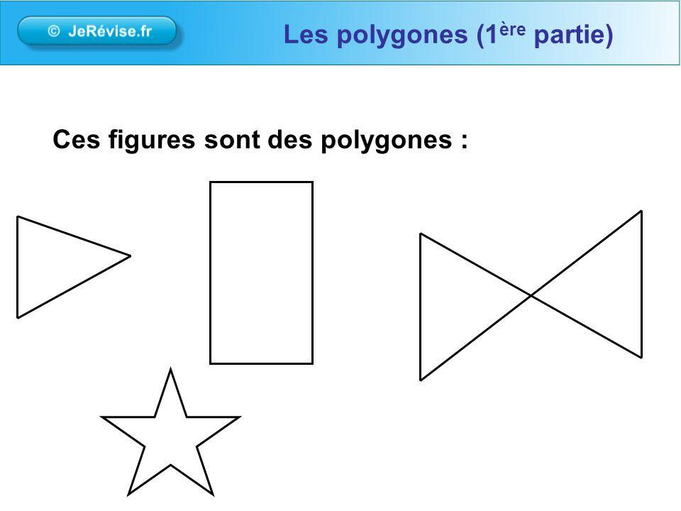 Les polygones (1ère partie)