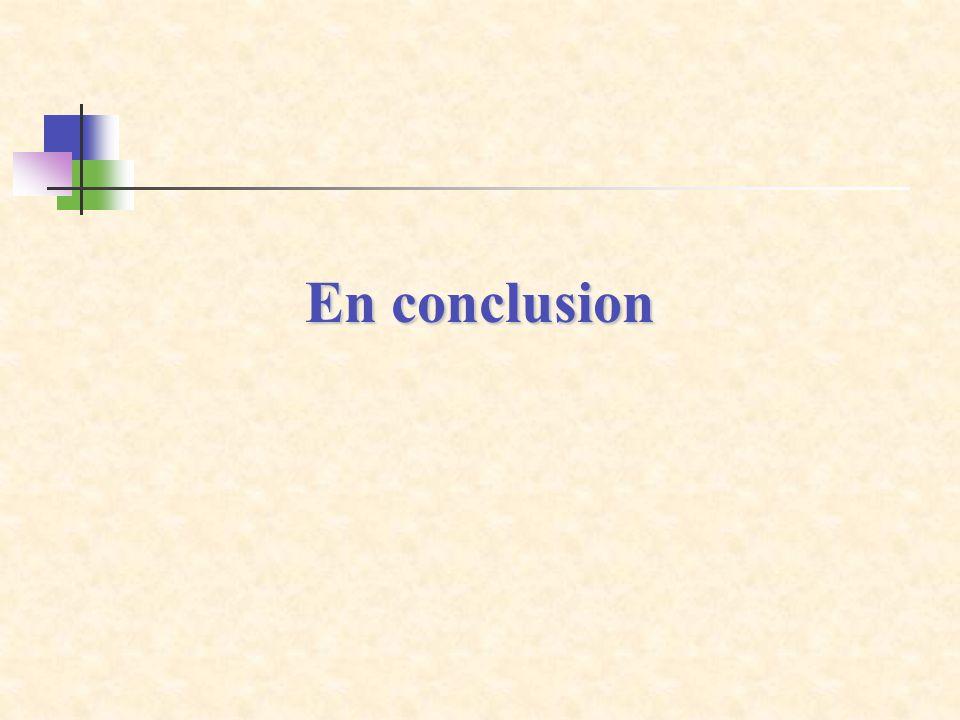 En conclusion 62