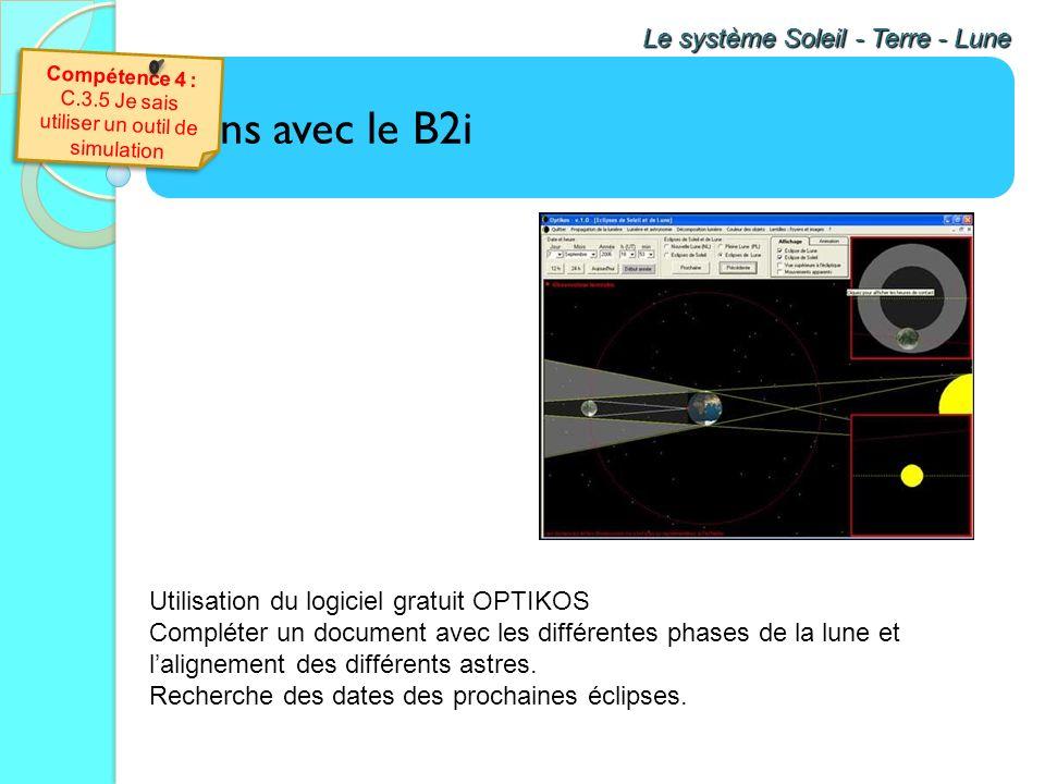 C.3.5 Je sais utiliser un outil de simulation