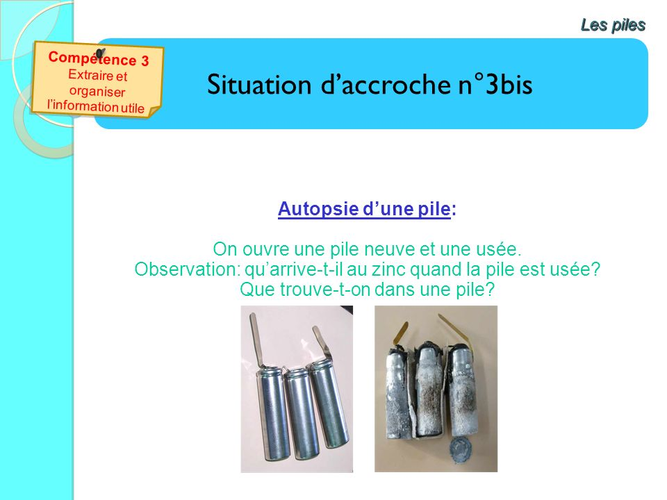 Situation d'accroche n°3bis