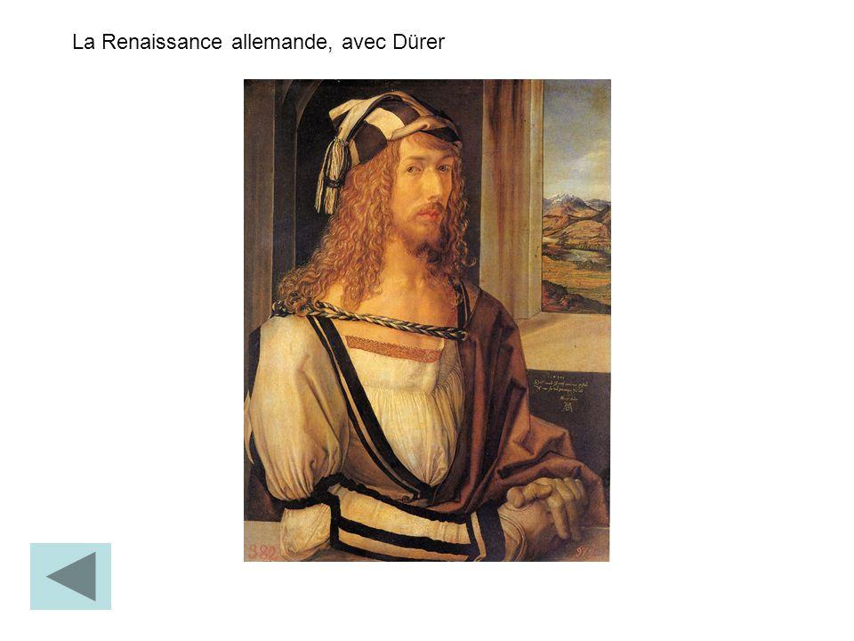 La Renaissance allemande, avec Dürer