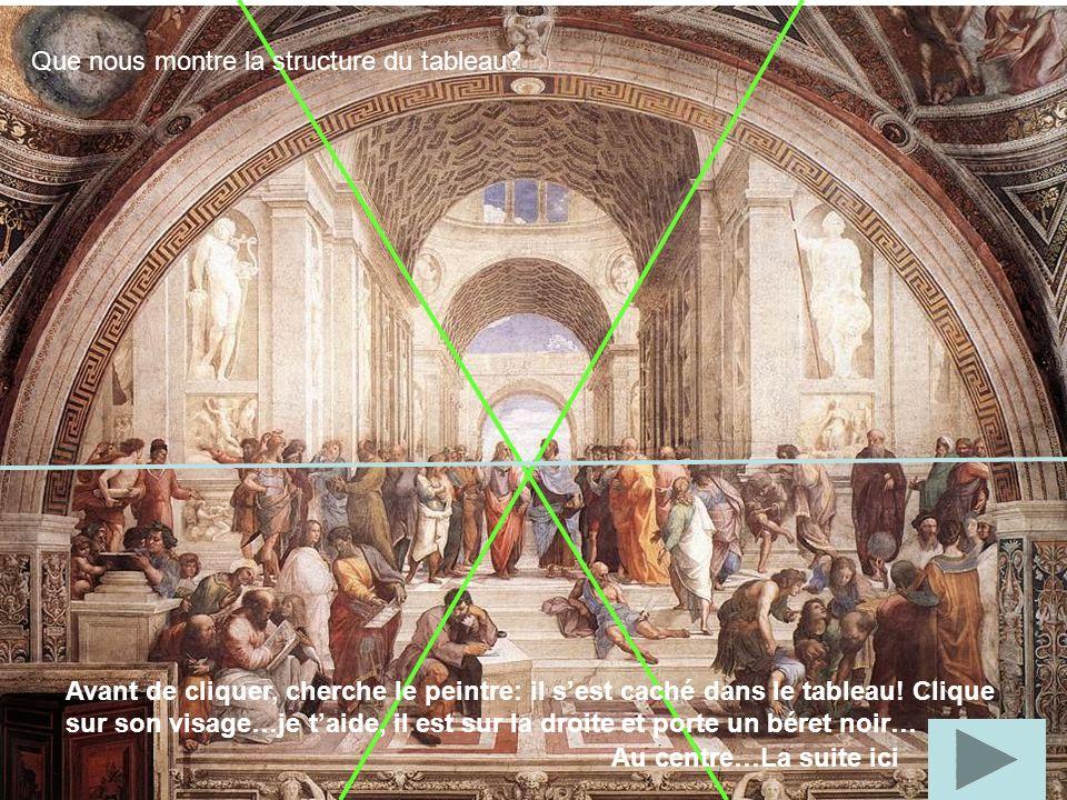 Que nous montre la structure du tableau