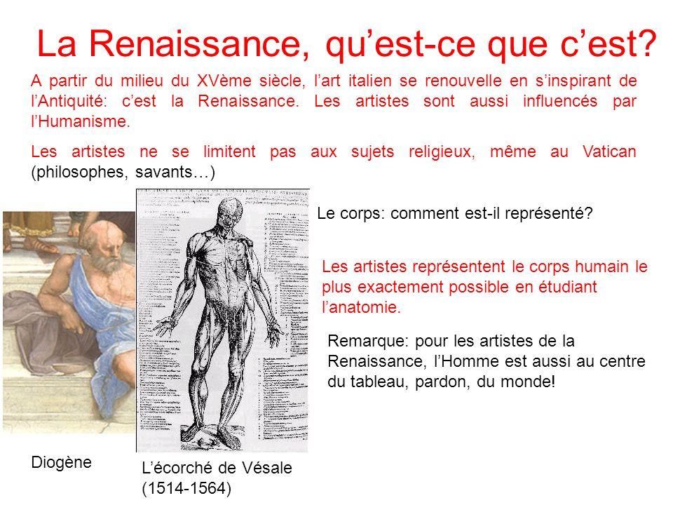 La Renaissance, qu'est-ce que c'est
