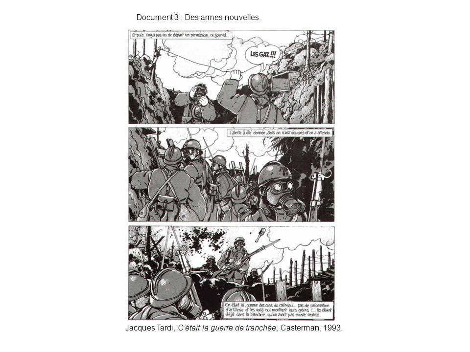 Jacques Tardi, C'était la guerre de tranchée, Casterman, 1993.
