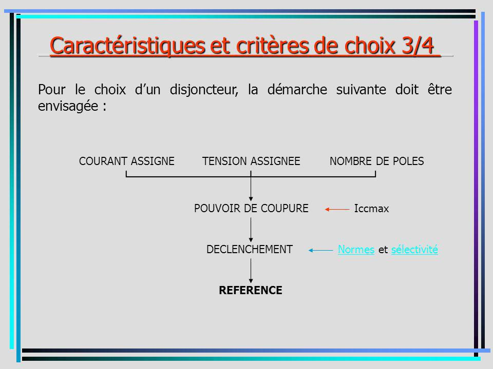 _Caractéristiques et critères de choix 3/4 _