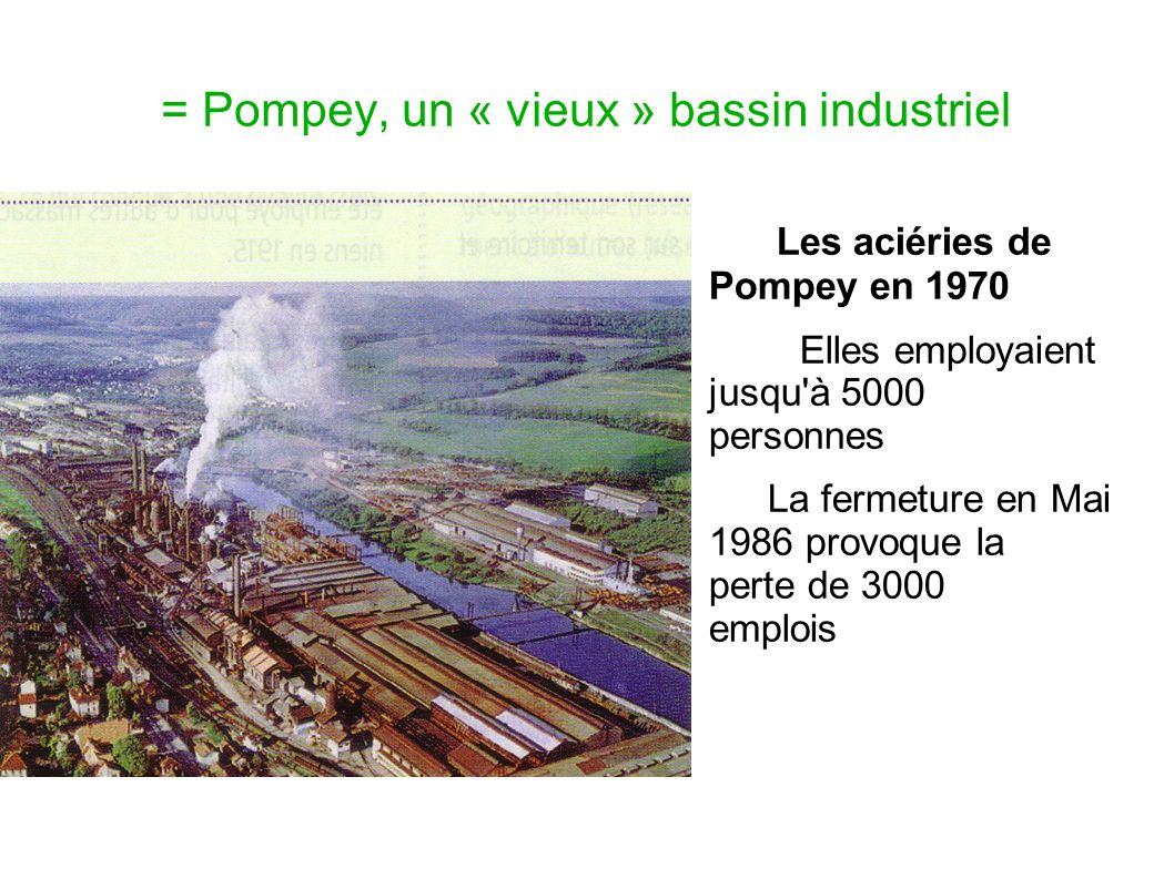 = Pompey, un « vieux » bassin industriel