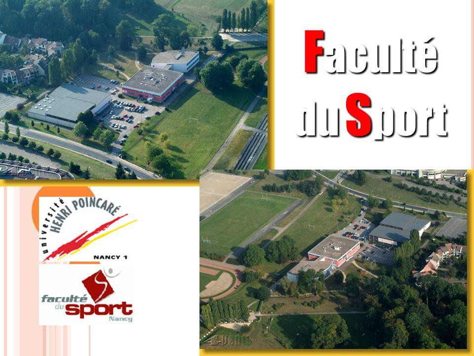 Faculté du Sport