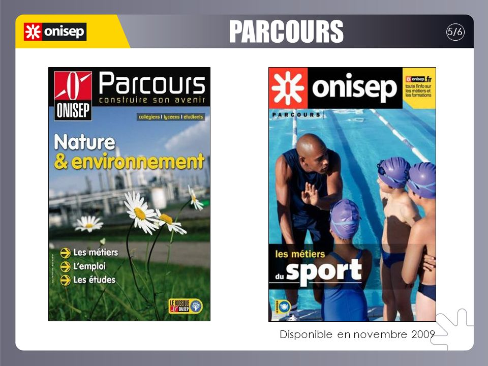 Disponible en novembre 2009