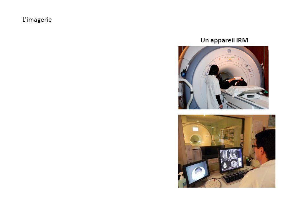 L'imagerie Un appareil IRM