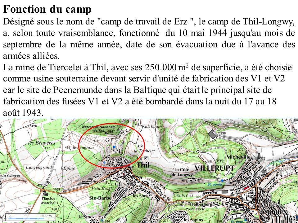 Fonction du camp