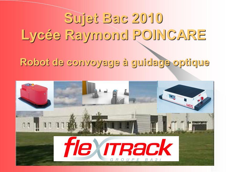 Sujet Bac 2010 Lycée Raymond POINCARE