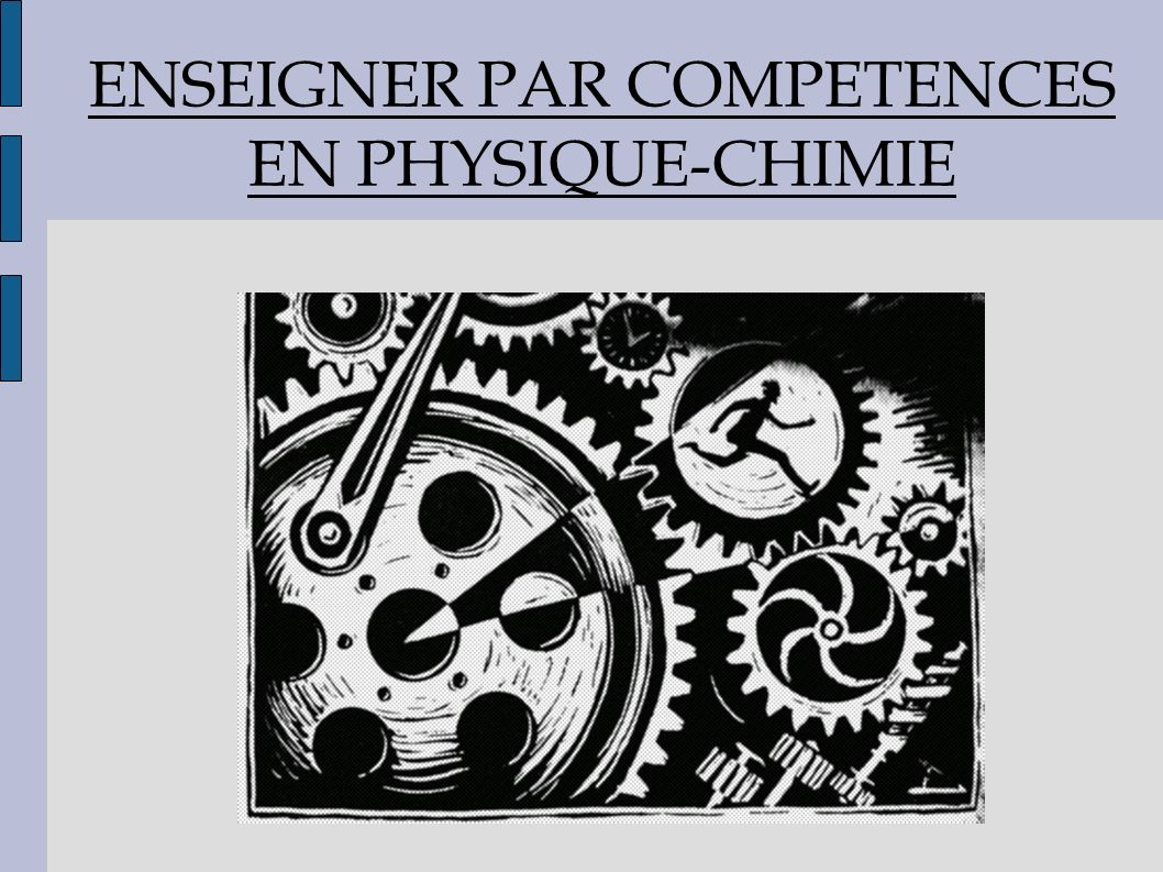 enseigner par competences en physique-chimie
