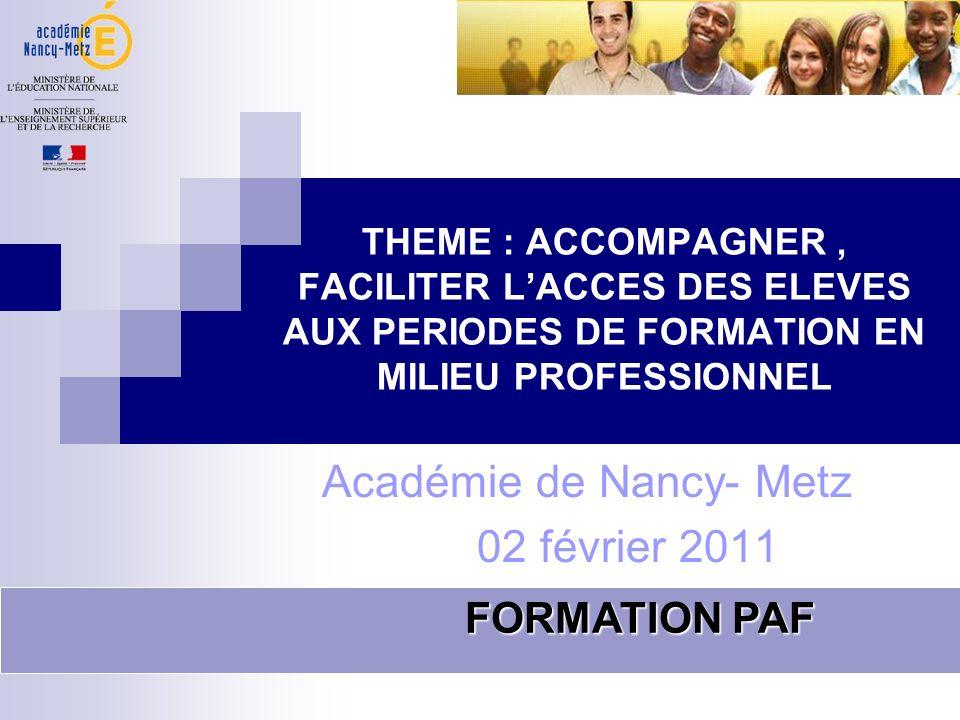 Académie de Nancy- Metz 02 février 2011