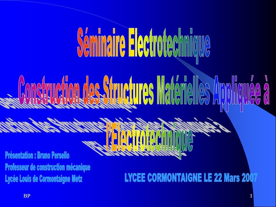 Séminaire Electrotechnique