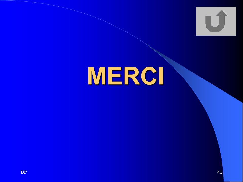 MERCI BP