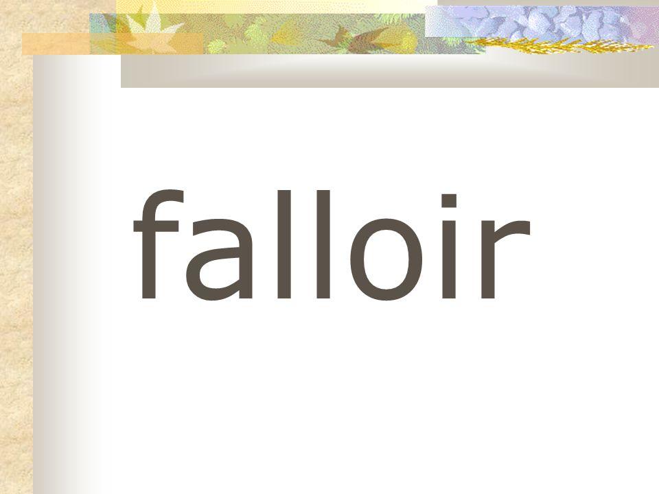 falloir