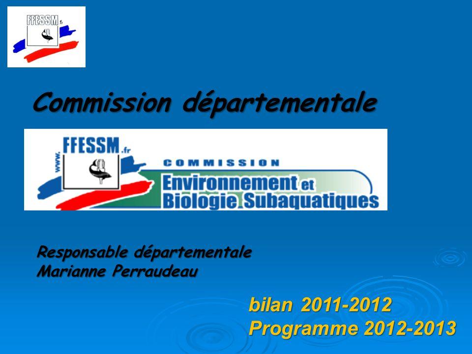 Commission départementale