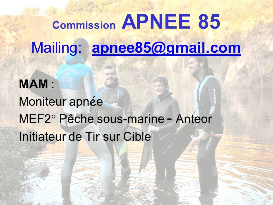 Mailing: apnee85@gmail.com