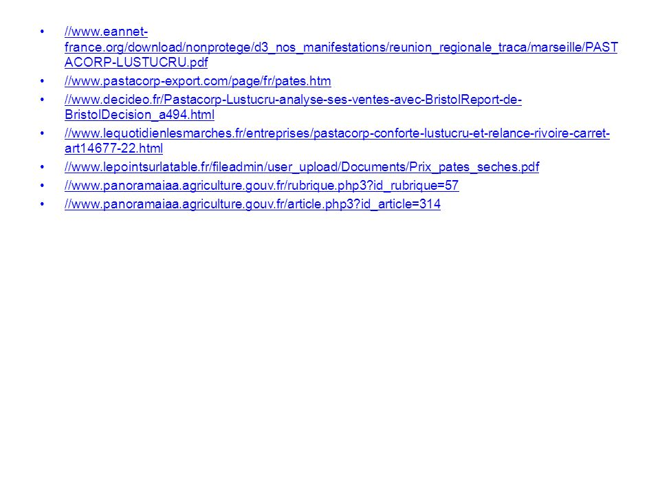 //www.eannet-france.org/download/nonprotege/d3_nos_manifestations/reunion_regionale_traca/marseille/PASTACORP-LUSTUCRU.pdf