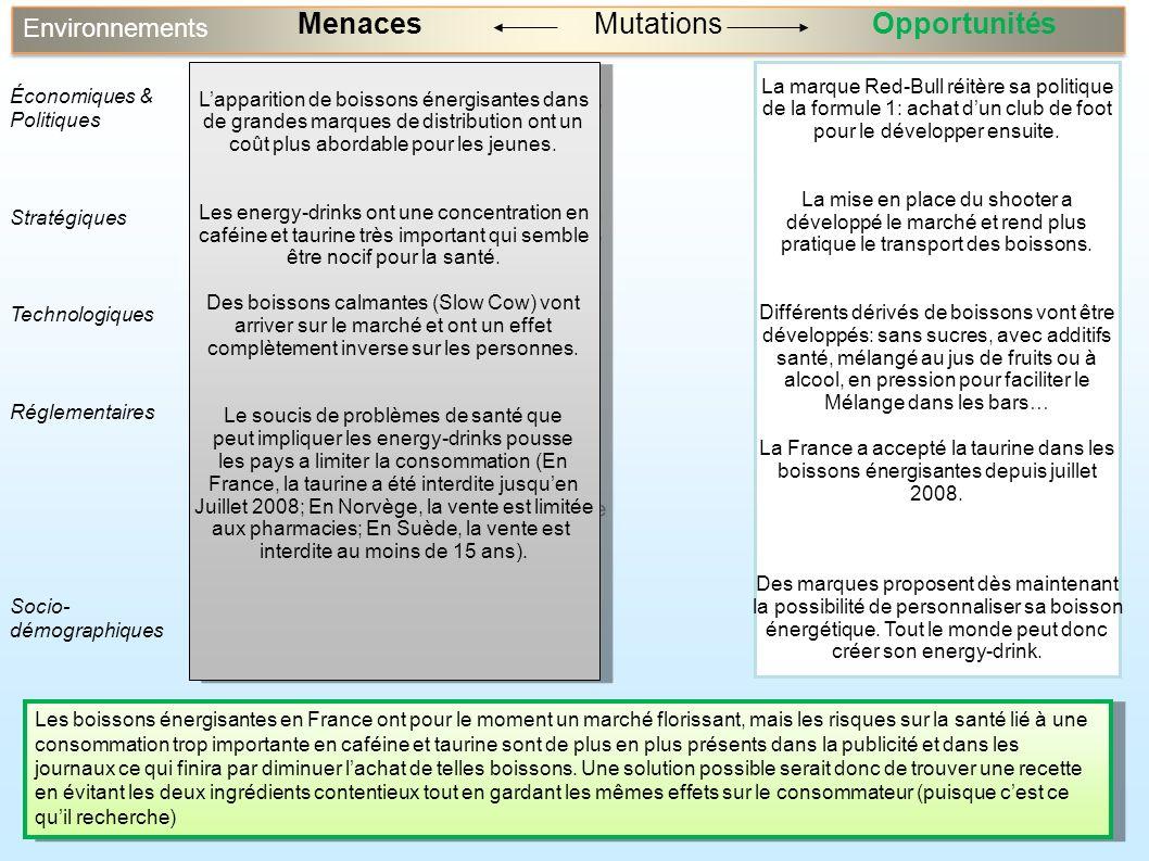 Menaces Mutations Opportunités Environnements Économiques & Politiques