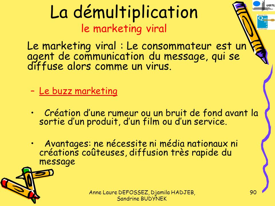 La démultiplication le marketing viral
