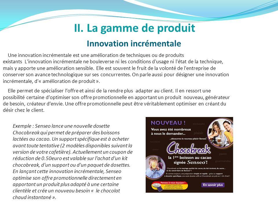 Innovation incrémentale