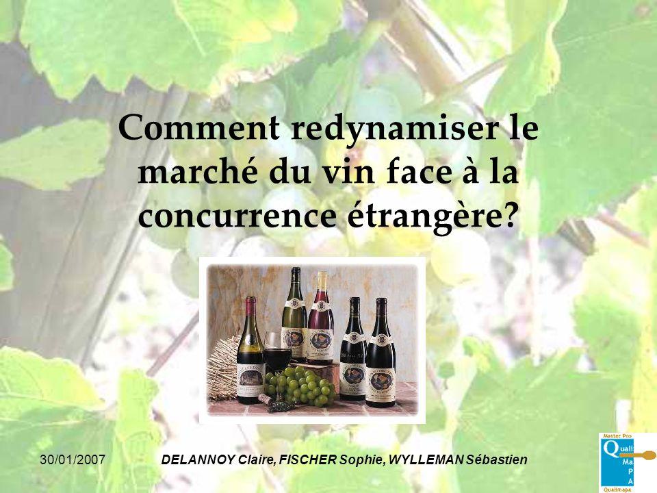 Comment redynamiser le marché du vin face à la concurrence étrangère