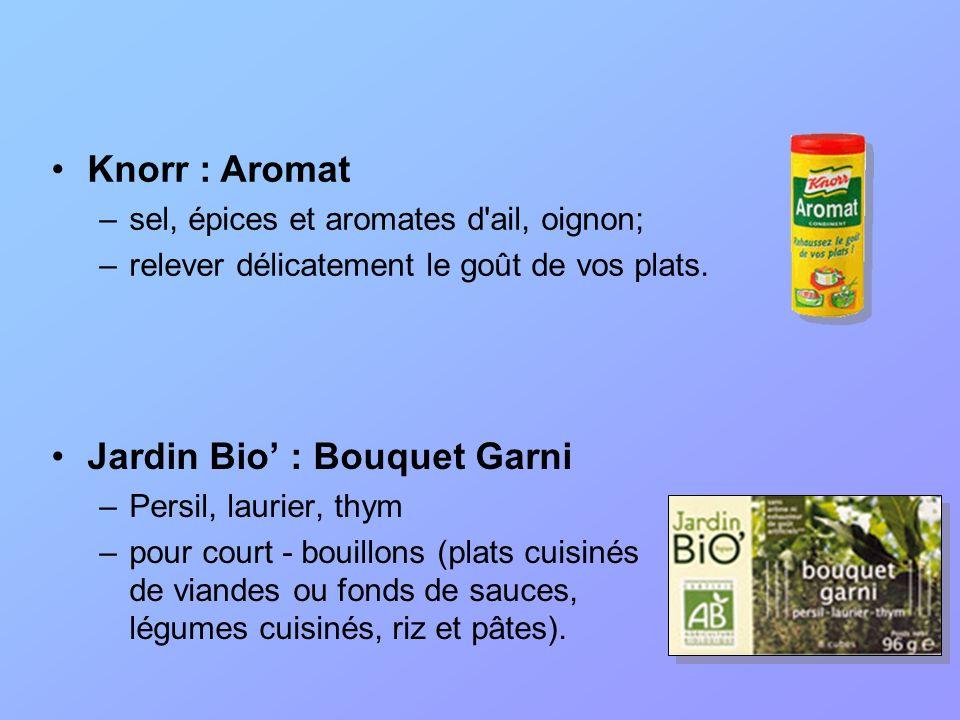 Jardin Bio' : Bouquet Garni