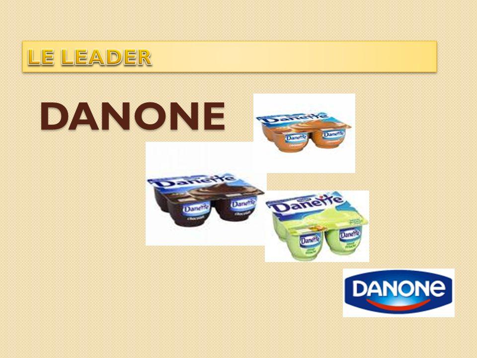 LE LEADER DANONE