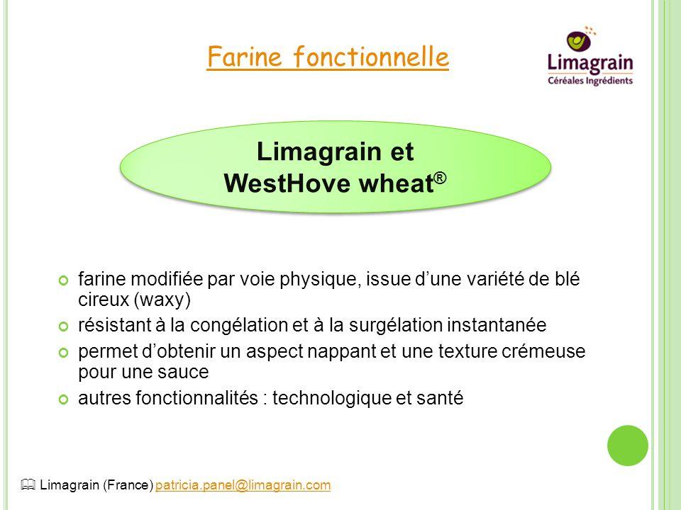 Limagrain et WestHove wheat®