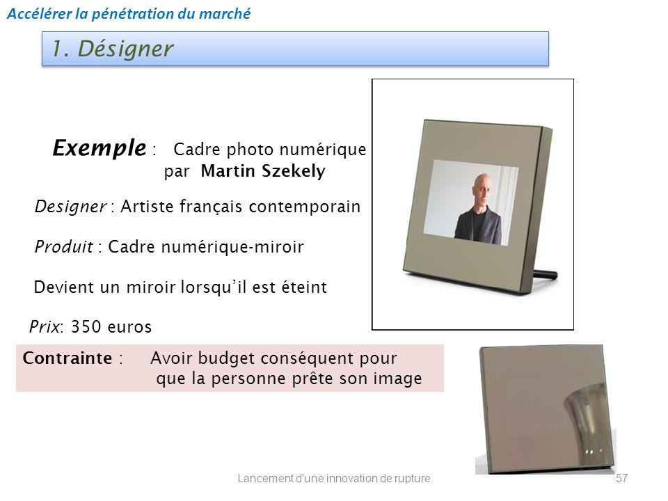 Exemple : Cadre photo numérique